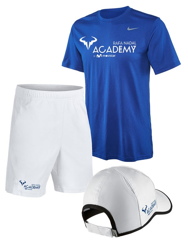 Boy S Rn Academy Campers Pack Shirt Short Hat