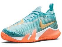 Nike React Vapor NXT Turq/Mango/Gold Women's Shoe