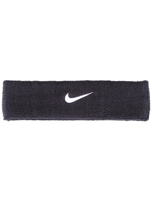 Nike Swoosh Headband Navy/White