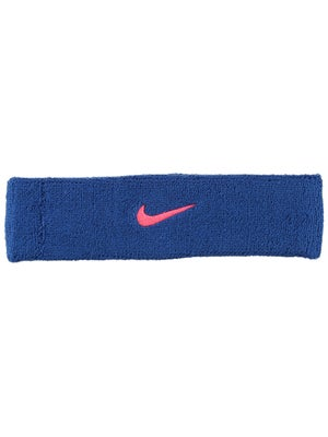 Nike Swoosh Headband Royal/Punch