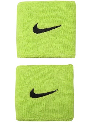 Nike Swoosh Wristband Atomic Green