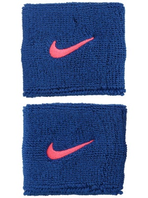 Nike Swoosh Wristband Royal/Punch
