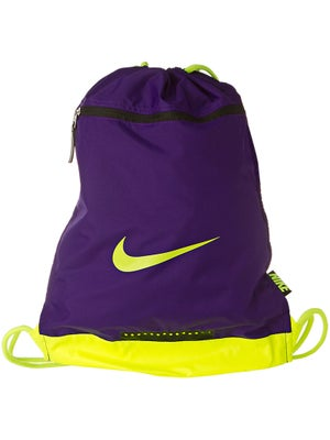 Nike Training Gymsack Bag Purple