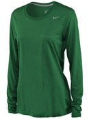 Nike Womens Team Legend Long Sleeve Top