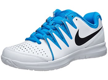 Nike Vapor Court White/Blue Men's Shoe