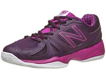 New Balance WC 696 D Purple/Pink Women's Shoe