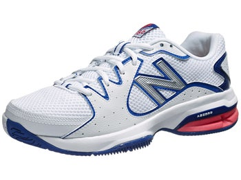 New Balance WC 786 B White/Pink Women's Shoe