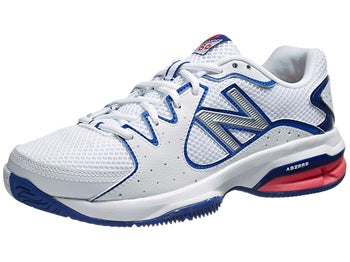 New Balance WC 786 D White/Pink Women's Shoe