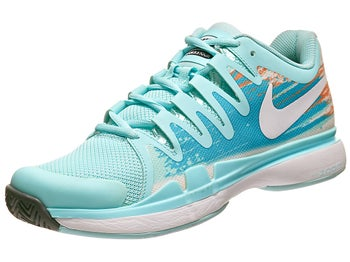 Nike Zoom Vapor 9.5 Tour Glacier Ice/Blue Women's Shoe