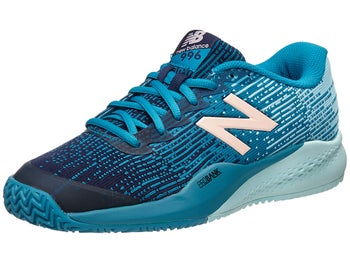 best sneakers 1a334 832b7 Product image of New Balance WC 996v3 Clay B Blue Pink Women s Shoe