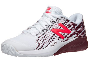 low priced 4eef3 7edd4 Product image of New Balance WC 996v3 B White Oxblood Women s Shoe