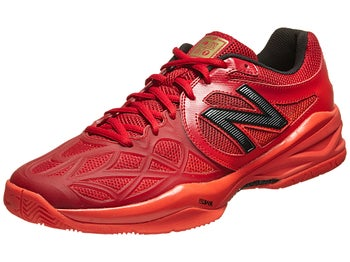 New Balance WC 996 D Red/Black Women's Shoe