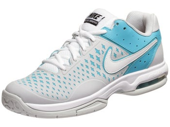 Nike Air Cage Advantage Gamma Blue/Grey Women's Shoe