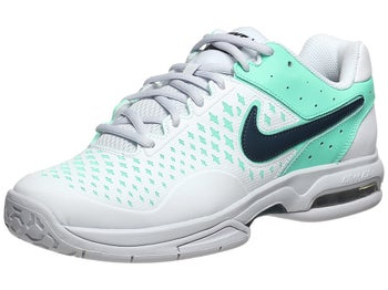 Nike Air Cage Advantage Wh/Glow/Navy Women's Shoe