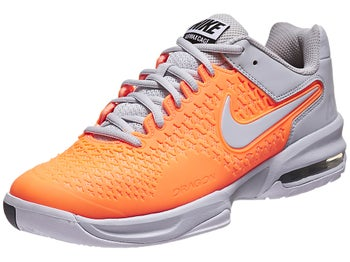 Nike Air Max Cage Atomic Or/Wh/Platinum Women's Shoe