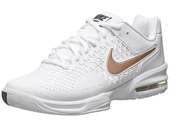 Nike Air Max Cage White/Bronze Women's Shoe