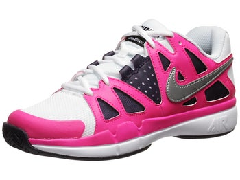 Nike Air Vapor Advantage White/Pink/Purple Women's Shoe