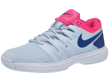 9c46f2880c97 Product image of Nike Air Zoom Prestige Half Blue Pink Women s Shoe