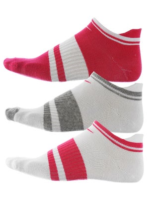 Nike Women's Classic Low-Cut Socks 3-Pack