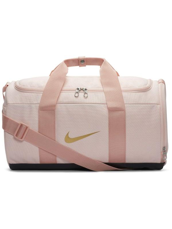Nike Women S Team Duffel Bag Pink