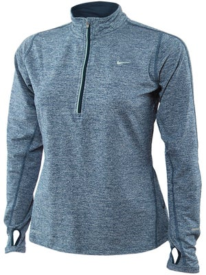 Nike Women's Spring Extended Element 1/2 Zip Top