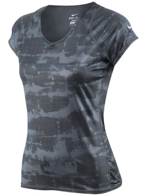 Nike Women's Fall UV Printed Knit Top