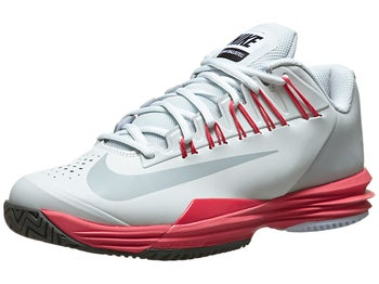 Nike Lunar Ballistec Light Grey/Pink Women's Shoe