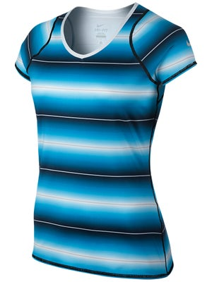 Nike Women's Spring Advantage Stripe Top