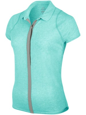 Nike Women's Summer Dri-Fit Touch Solid Polo