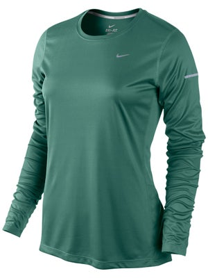Nike Women's Spring Miler Long Sleeve Top