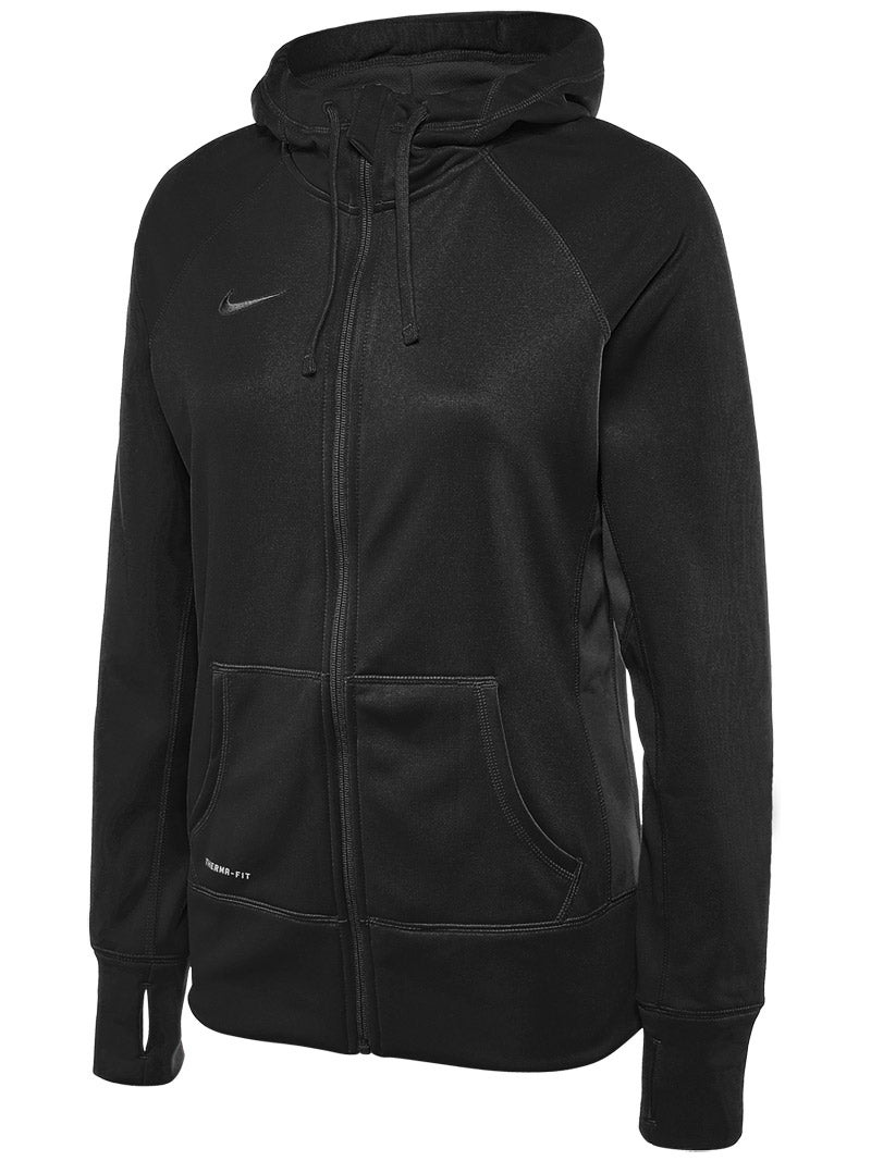 Nike Women's Team Full Zip KO Hoodie