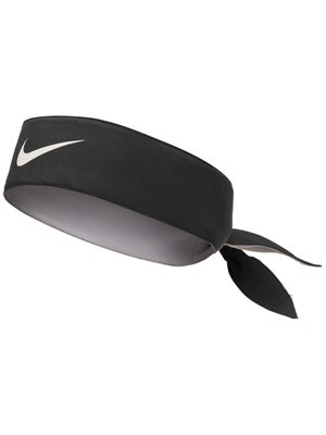 Product image of Nike Core Tennis Headband Black/White