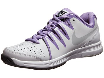 Nike Vapor Court Grey/Lilac Women's Shoe