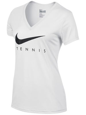 Nike Women's Winter Tennis Read Tee