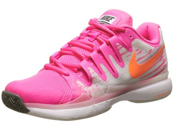Nike Zoom Vapor 9.5 Tour Pink/Orange Women's Shoe