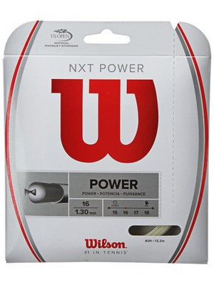 Wilson NXT Power 16 String