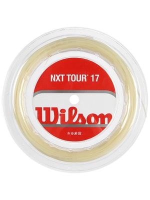 Wilson NXT Tour 17 Mini Reel