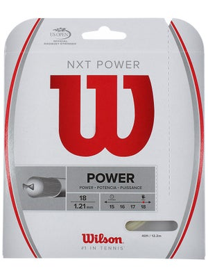 Wilson NXT Power 18 String