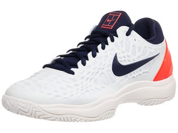 0856020a86d05c Product image of Nike Zoom Cage 3 White Blue Men s Shoe