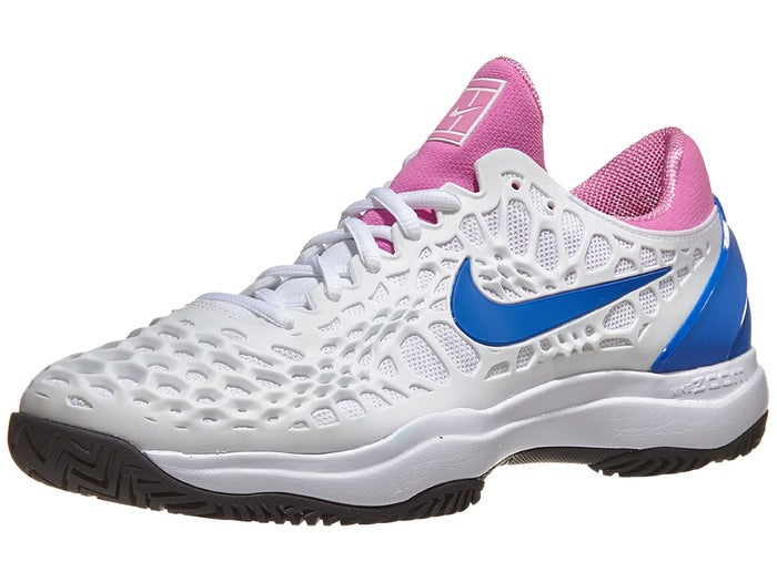 new styles quality products pretty cool Nike Air Zoom Cage 3 HC White/Blue Men's Shoe