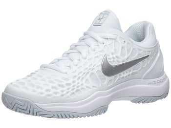 4fc4c7d327fce Product image of Nike Zoom Cage 3 White Platinum Women s Shoe
