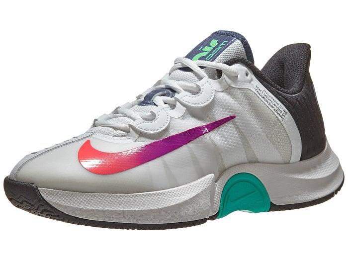 riega la flor Escrupuloso Incorrecto  Nike Air Zoom GP Turbo Wh/Black/Green Women's Shoe