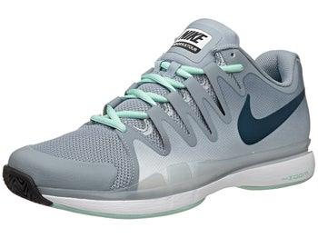 Nike Zoom Vapor 9.5 Tour Grey/Mint Men's Shoe