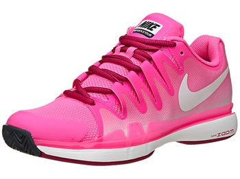 Nike Zoom Vapor 9.5 Tour Hyper Pink/Grey Women's Shoe