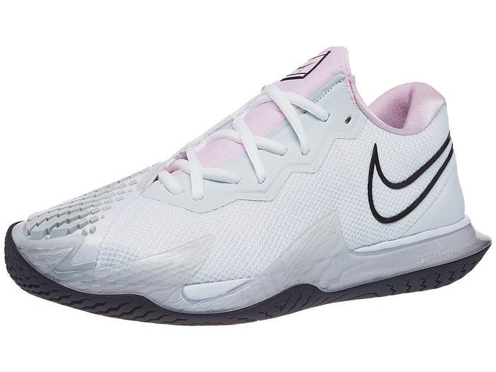 Paloma Arancel Clan  Nike Air Zoom Vapor Cage 4 White/Pink Women's Shoe