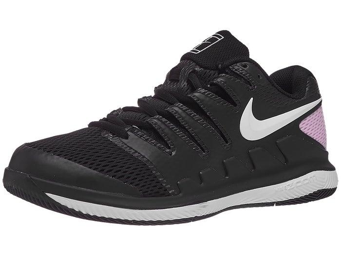No quiero Red de comunicacion Estructuralmente  Nike Air Zoom Vapor X Black/Pink Women's Shoe