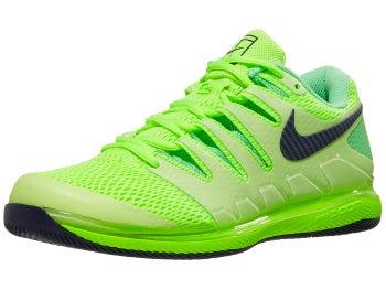 galoppo Patologico Tappeto  Nike Air Zoom Vapor X Green/Black/Volt Men's Shoe