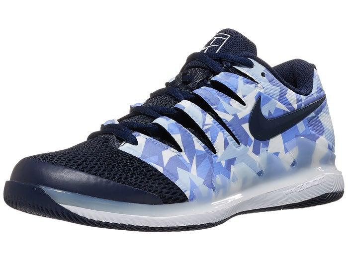 Restricciones caballo de fuerza Del Norte  Nike Air Zoom Vapor X Royal/Obsidian Men's Shoe