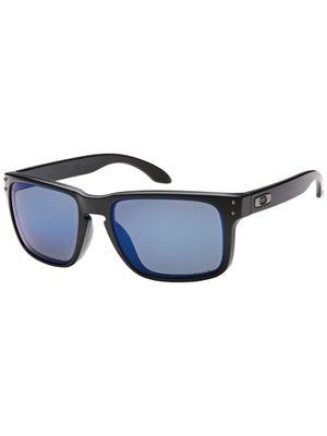 34570c4f66470 Product image of Oakley Holbrook Sunglasses Matte Blk Ice Iridium Polar