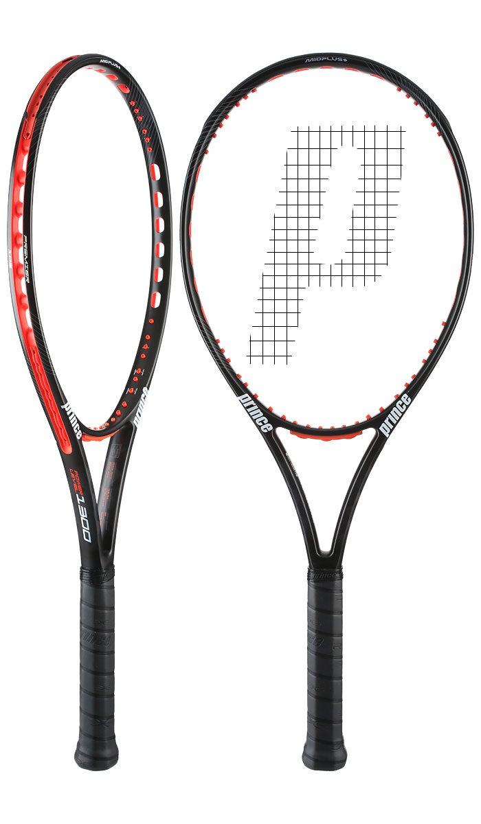 Prince Textreme Premier 105 Racquets